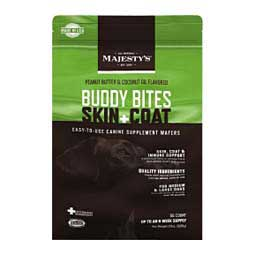 Majesty's Buddy Bites Skin + Coat Wafers Majesty's Animal Nutrition