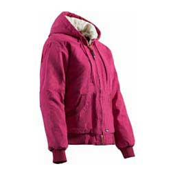 Washed Womens Active Jacket Berne Apparel