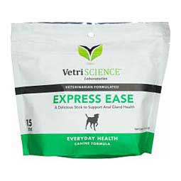 Express Ease Chew Sticks for Anal Gland Health for Dogs Vetri-Science