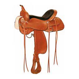 6819 Winchester Trail Horse Saddle High Horse
