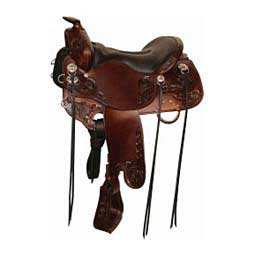 271 Trail Head Horizon Series Horse Saddle Tucker Saddlery