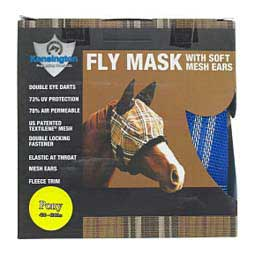 Pony Fly Mask w/Ears Kensington