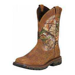 """Conqest Pull-On H2O 11"""" Cowboy Boots Ariat Boots & Apparel"""