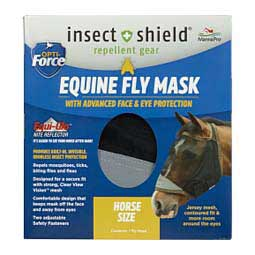Insect Shield Opti-Force Fly Mask Manna Pro