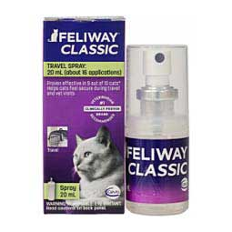 Feliway Classic Travel Spray for Cats  Ceva Animal Health