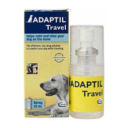 Adaptil Travel (D.A.P.) Spray for Dogs Ceva Animal Health