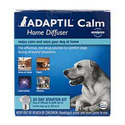Adaptil (D.A.P.) Plug-In Diffuser and Refill Ceva Animal Health
