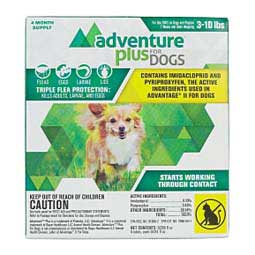 Adventure Plus for Dogs Promika