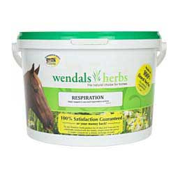 Respiration Herbal Supplement for Horses  Wendals Herbs