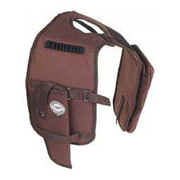 Horn Bag with Removable Holster Colorado Saddlery