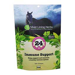 Immune Support Herbal Formula for Horses  Silver Lining Herbs