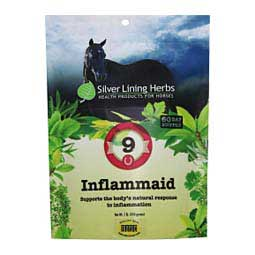 9 Inflammaid Herbal Formula for Horses  Silver Lining Herbs