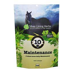 Maintenance Herbal Formula for Horses Silver Lining Herbs