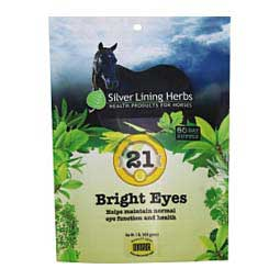 Bright Eyes Herbal Formula for Horses  Silver Lining Herbs