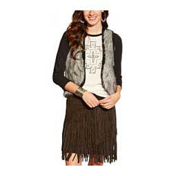 Emma Womens Fur Vest Ariat Apparel