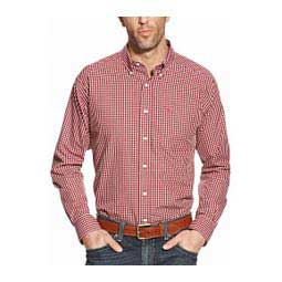 Mens Wrinkle Free Zach Shirt Ariat Apparel