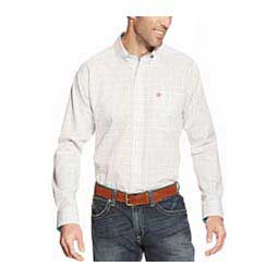 Mens Wrinkle Free Quentin Shirt Ariat Apparel