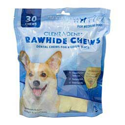 Clenz-A-Dent Rawhide Chews for Dogs Sogeval