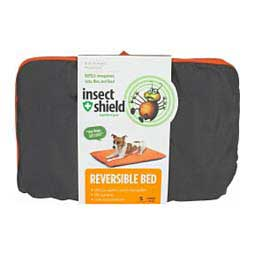 Insect Shield Reversible Dog Bed Petedge