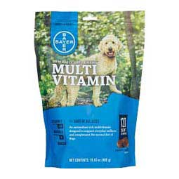 DVM Daily Soft Chews Multi-Vitamin for Dogs