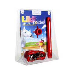 Likit Holder Equine Boredom Relief Toy Manna Pro