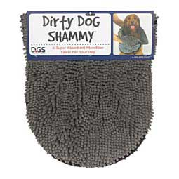 Dirty Dog Shammy Microfiber Towel for Dogs Dog Gone Smart