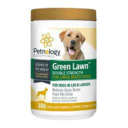 Green Lawn Double Strength Formula for Large Dogs Petnology Essentials