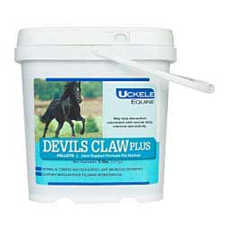 Devils Claw Plus Joint Support Pellets for Horses Uckele Health & Nutrition