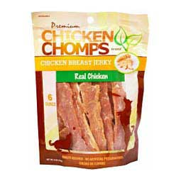Chicken Chomps Chicken Breast Jerkey Dog Treats Scott Pet