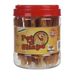 Chik'n Skewers Dog Treats Pet'N Shape