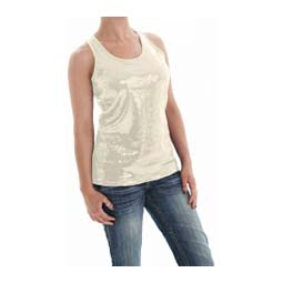 Sequins Jersey Womens Tank Cowgirl Tuff Co