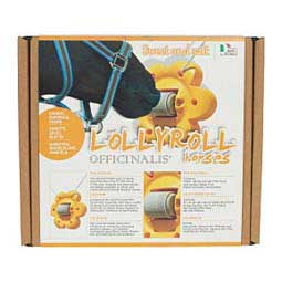 Officinalis Lollyroll Horses with Flower Salt Lick Holder Turn-Two Equine
