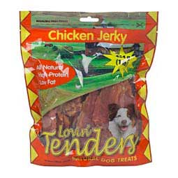 Lovin' Tenders Chicken Jerky Natural Dog Treats