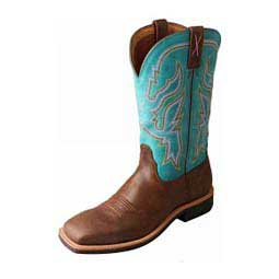 """11"""" Ladies Top Hand NWS Toe Twisted X Boots"""
