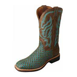 "Top Hand WS Toe 11"" Cowgirl Boots Twisted X"