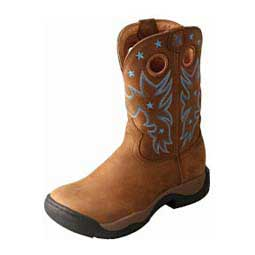 "All Around Waterproof 9"" Cowgirl Boots Twisted X Boots"