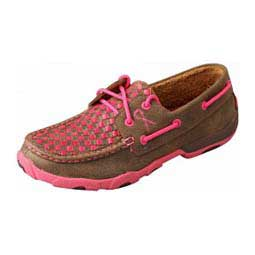 Ladies Driving Moc Shoe Twisted X Boots