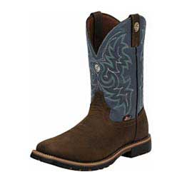 """11"""" Men's George Strait Boot Justin Boot Company"""