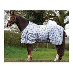 Horse Fly Sheet w/Gussets Standard Neck