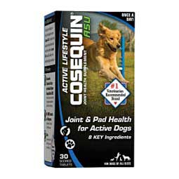 Cosequin ASU Active Lifestyle for Dogs  Nutramax Laboratories