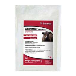 AmproMed 20% Soluble Powder for Calves  Bimeda