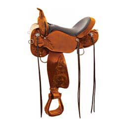 6864 Mesquite Trail Horse Saddle  High Horse