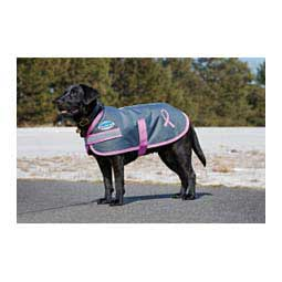 American Breast Cancer Parka Dog Blanket Weatherbeeta