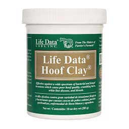 Life Data Hoof Clay Antimicrobial Hoof Packing Life Data Labs
