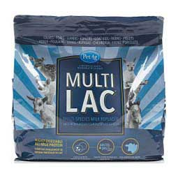 Multi-Lac Multi-Species Milk Replacer Pet-Ag