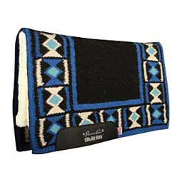 SMx Hourglass Merino Wool Comfort Fit Horse Saddle Pad Professional's Choice