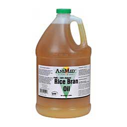 Rice Bran Oil for Animals Animed