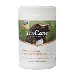 TruCare Essentials Trace Minerals Supplement Chews for Dogs  Zinpro