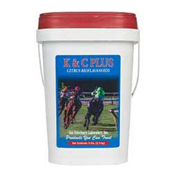 K & C Plus for Horses Cox Veterinary Lab