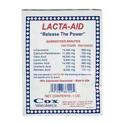 Lacta-Aid Packet for Horses Cox Veterinary Lab